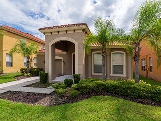 #1181 Bella Vida 4 Bedroom Private Home By Clubhouse