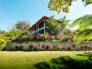 Villa de Alegria, Spectacular Views, Private and Quiet