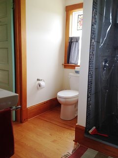 Second bathroom at Orchard Point