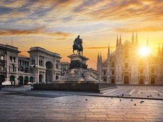 Walk to Milano Duomo! Cozy Condo in Central Milan