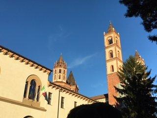 S.Andrea appartamento di charme, centro, accanto Basilica  S. Andrea free WIFI