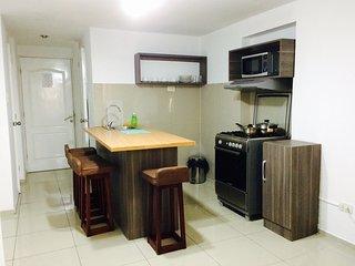 (205) Apartamento de 2 camas, Surco