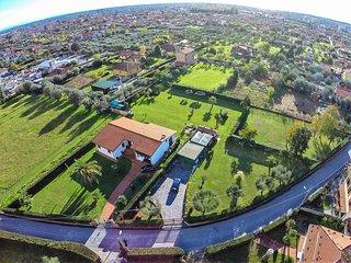 Villa Pergolone - Pietrasanta - Versilia
