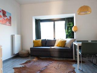 Cozy 1BR Flat in Antwerpen