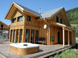 Sonneck mit Outdoor Jacuzzi