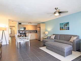 **NEW LISTING** Beachfront Condo At Sapphire Bay