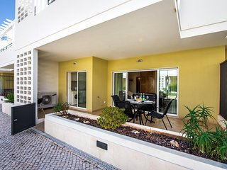 Enjoy the tranquil terrace