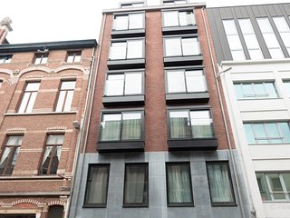 One Bedroom Apartment In the Heart of Antwerp