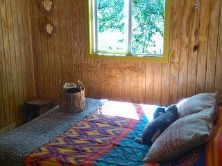 Cabaña Queltehue en castro, para disfrutar de un acogedora estadía en chiloé