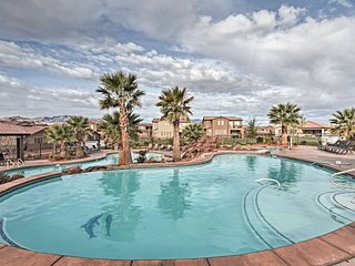 NEW! St. George Home w/Resort Amenities-Near Zion!