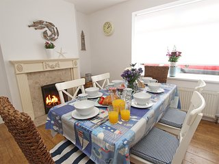 A welcoming dining area to enjoy leisurely breakfasts