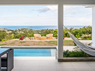 Villa Enjoy ^ Ocean View | Located in  Wonderful Vitet with Private Pool