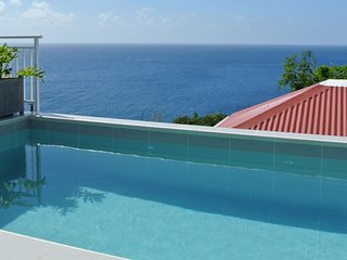 Villa Gros Ilets  * Ocean View - Located in  Stunning Lurin with Private Pool