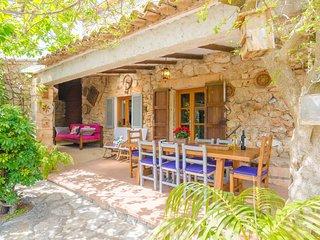 ES RAFAL DE BAIX - Villa for 9 people in Son Servera