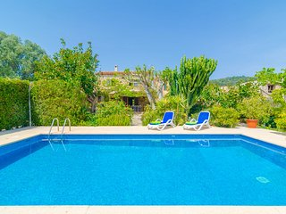 ES RAFAL DE BAIX - Villa for 8 people in Son Servera