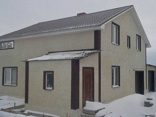 Two-level guest house 250 sq.m. 7km from Samara