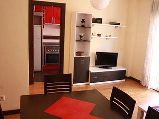 Para 4 personas- 2 habitaciones 1B