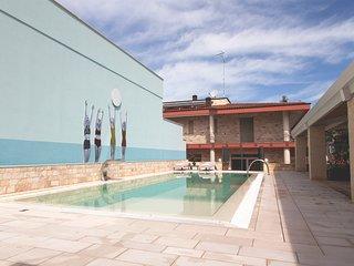 Apartotto - Appartamento in cittaa con piscina