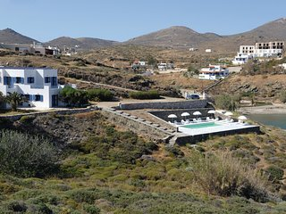 6 bedroom Villa in Megas Yialos-Nites, South Aegean, Greece : ref 5561581
