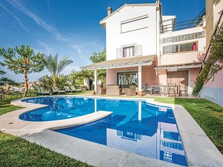 6 bedroom Villa in Sant Cebria de Vallalta, Catalonia, Spain : ref 5538594