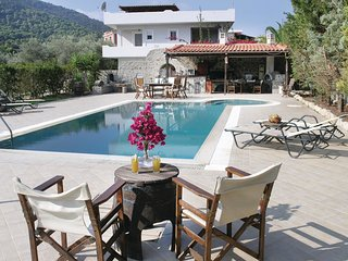 5 bedroom Villa in Alones, Attica, Greece : ref 5561639