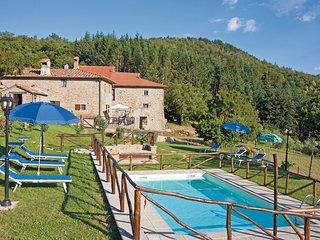 4 bedroom Villa in Tornia, Tuscany, Italy : ref 5540140