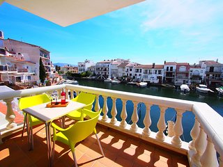 2 bedroom Apartment in Empuriabrava, Catalonia, Spain : ref 5559458