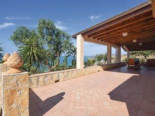 4 bedroom Villa in LocalitaCamemi Superiore, Sicily, Italy : ref 5541061
