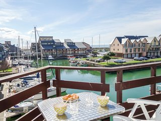 2 bedroom Apartment in Trouville-sur-Mer, Normandy, France : ref 5557826