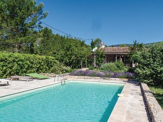 3 bedroom Villa in Seillans, Provence-Alpes-Cote d'Azur, France : ref 5547652