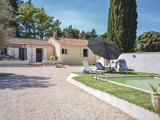 3 bedroom Villa in Vacqueyras, Provence-Alpes-Cote d'Azur, France : ref 5539437