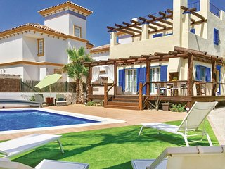 4 bedroom Villa in Las Bombardas, Andalusia, Spain : ref 5547791
