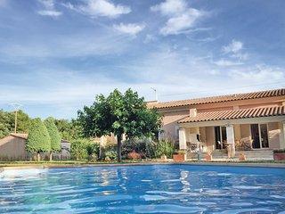 5 bedroom Villa in Saint-Cannat, Provence-Alpes-Côte d'Azur, France : ref 553938