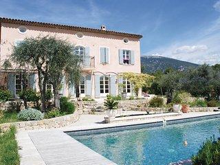 6 bedroom Villa in Le Collet, Provence-Alpes-Côte d'Azur, France : ref 5543091