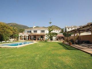 5 bedroom Villa in Mijas, Andalusia, Spain : ref 5541018