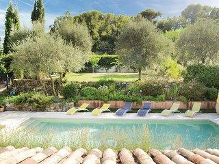 4 bedroom Villa in Le Rouret, Provence-Alpes-Côte d'Azur, France : ref 5539029