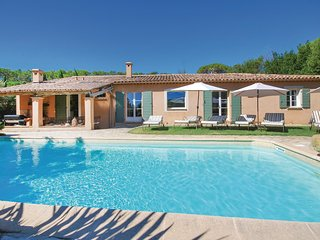 6 bedroom Villa in Lorgues, Provence-Alpes-Cote d'Azur, France : ref 5548896