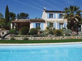 3 bedroom Villa in Saint-Marc, Provence-Alpes-Côte d'Azur, France - 5541452