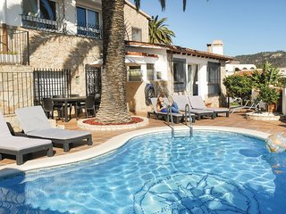 4 bedroom Villa in Tossa de Mar, Catalonia, Spain : ref 5552161