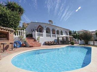 5 bedroom Villa in La Cala De Mijas, Andalusia, Spain : ref 5549919