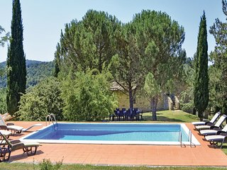 5 bedroom Villa in Upacchi, Tuscany, Italy : ref 5540168