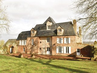 6 bedroom Villa in Gournay-en-Bray, Normandy, France - 5543671