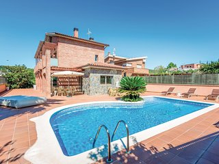 5 bedroom Villa in Viladecavalls, Catalonia, Spain : ref 5538607