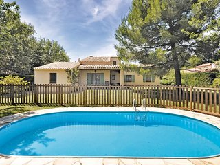 4 bedroom Villa in Fox-Amphoux, Provence-Alpes-Cote d'Azur, France : ref 5539073
