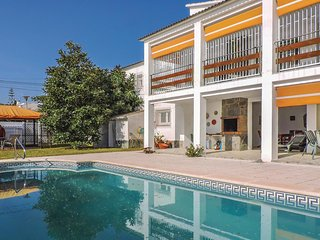 4 bedroom Villa in Sant Vicenc de Calders, Catalonia, Spain : ref 5548899