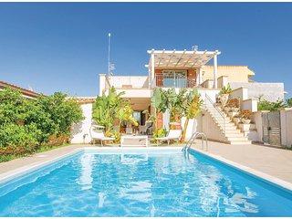 3 bedroom Villa in Porto Palo, Sicily, Italy - 5540081
