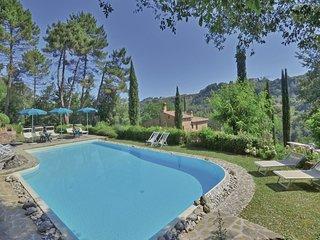 8 bedroom Villa in La Collina, Tuscany, Italy - 5541036