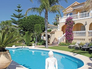 3 bedroom Villa in Benalmadena, Andalusia, Spain : ref 5541012