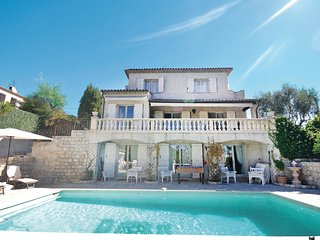 5 bedroom Villa in Colomars, Provence-Alpes-Cote d'Azur, France : ref 5542014