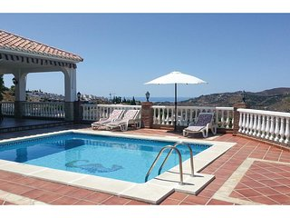 3 bedroom Villa in Frigiliana, Andalusia, Spain : ref 5549810